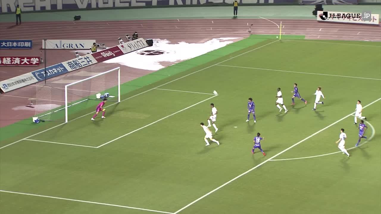 2021YBCルヴァンカップ【第3節】広島vs仙台 ダイジェスト