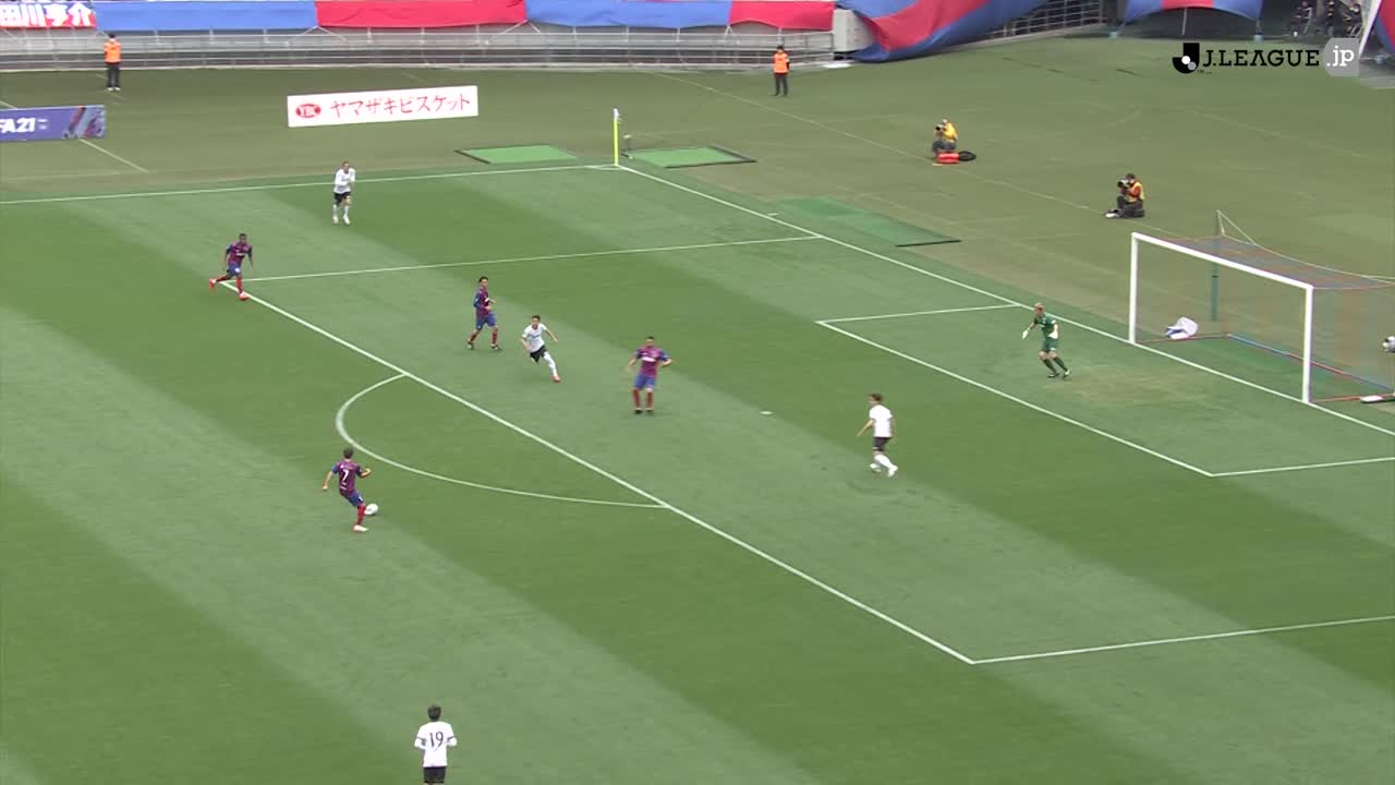 2021YBCルヴァンカップ【第2節】FC東京vs神戸 ダイジェスト