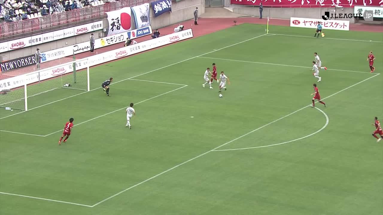 2021YBCルヴァンカップ【第5節】鹿島vs福岡 ダイジェスト