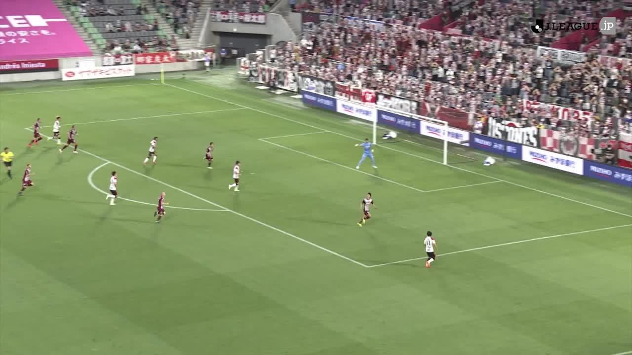 2021YBCルヴァンカップ【プレーオフ 第1戦】神戸vs浦和 ダイジェスト