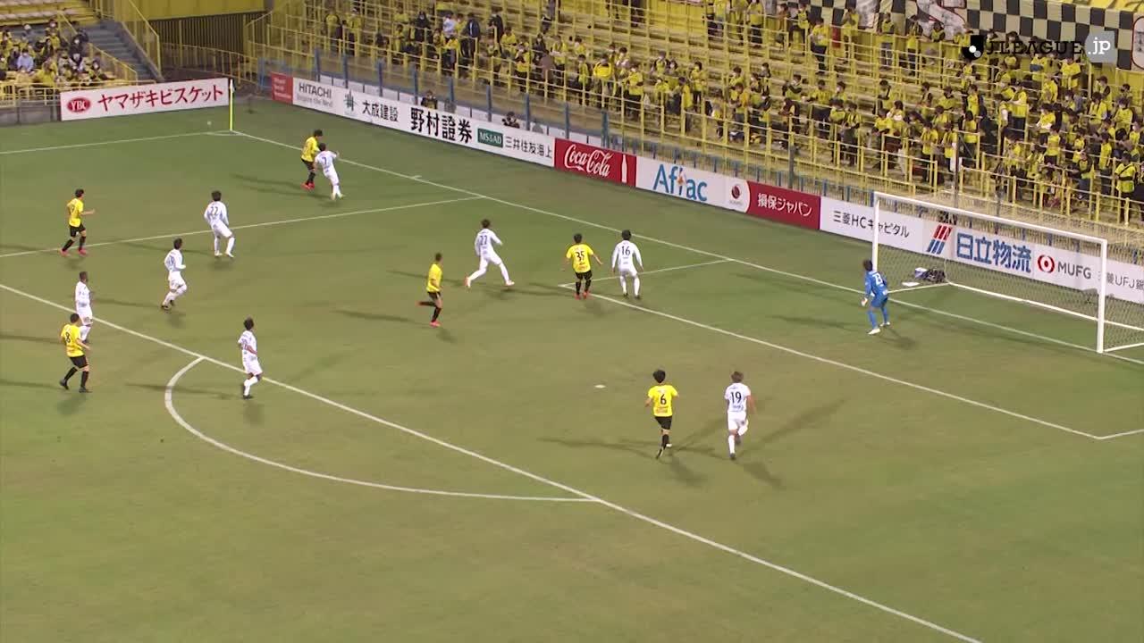 2021YBCルヴァンカップ【第3節】柏vs湘南 ダイジェスト