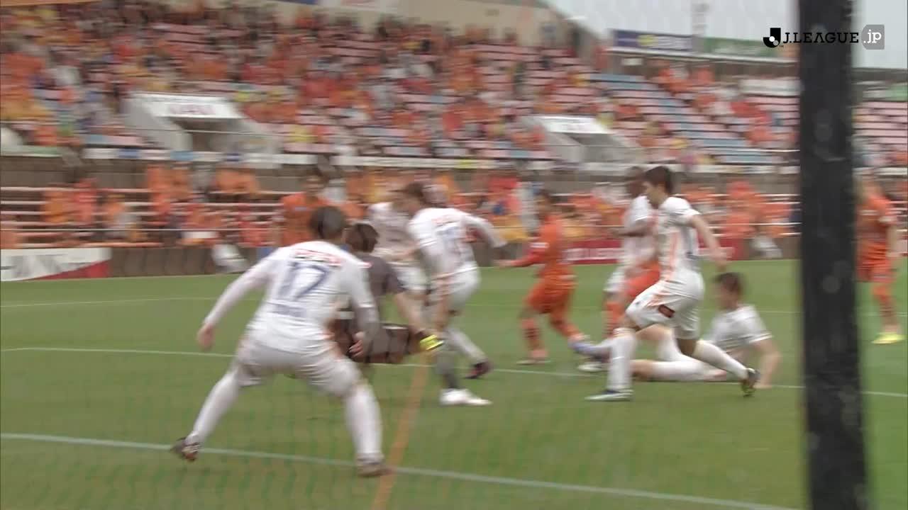 2021YBCルヴァンカップ【第5節】清水vs仙台 ダイジェスト