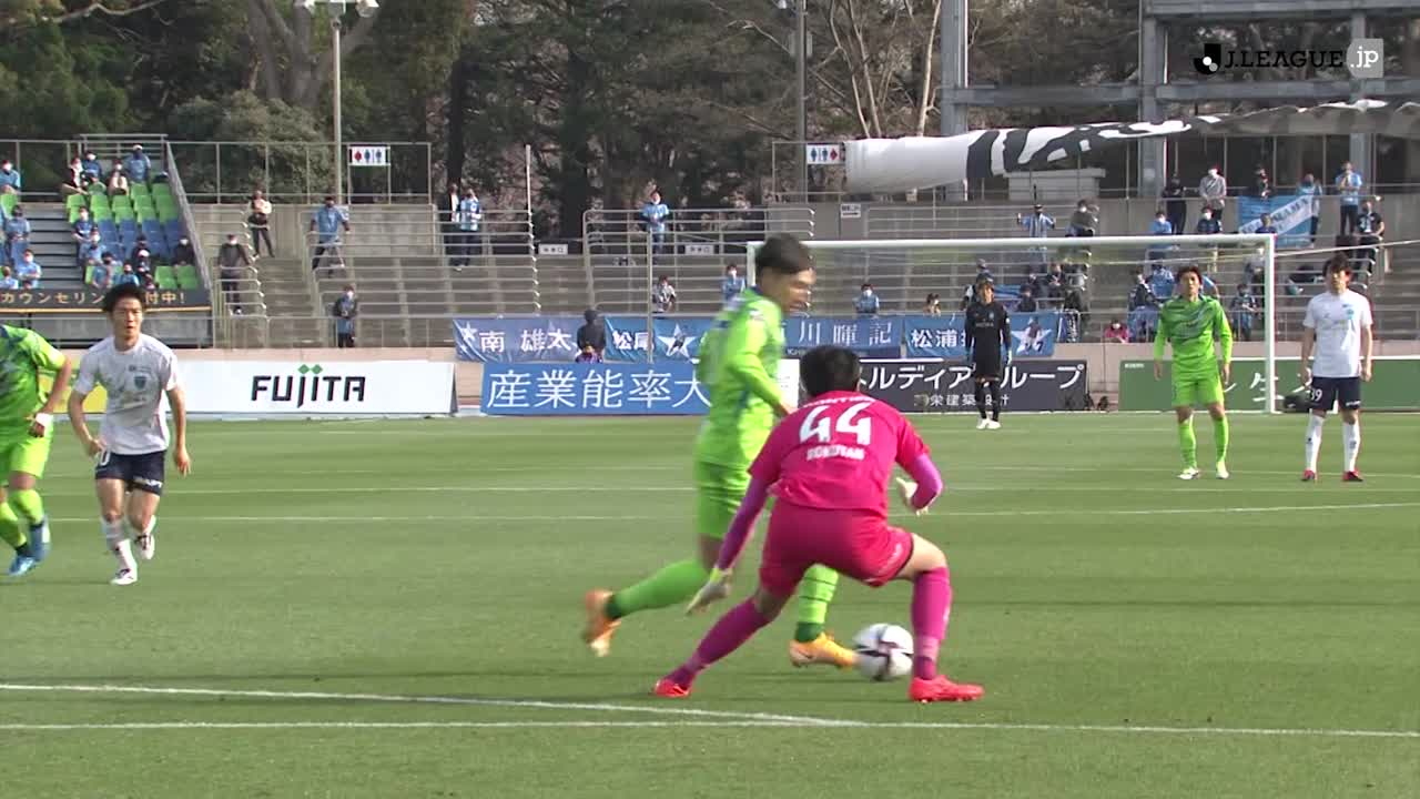 2021YBCルヴァンカップ【第2節】湘南vs横浜FC ダイジェスト