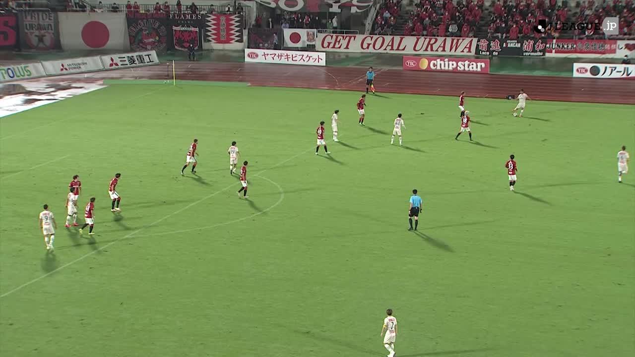 2021YBCルヴァンカップ【準々決勝】浦和レッズvs川崎フロンターレ ダイジェスト