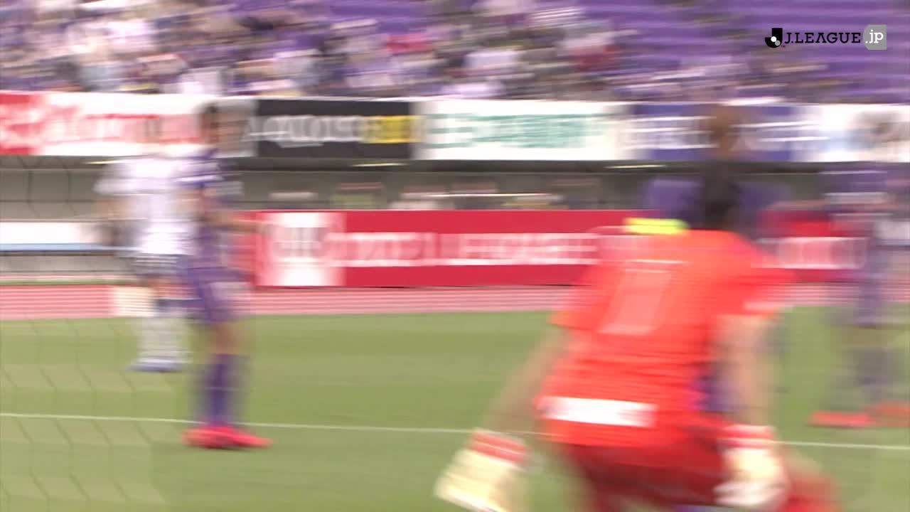 2021YBCルヴァンカップ【第5節】広島vs横浜FM ダイジェスト