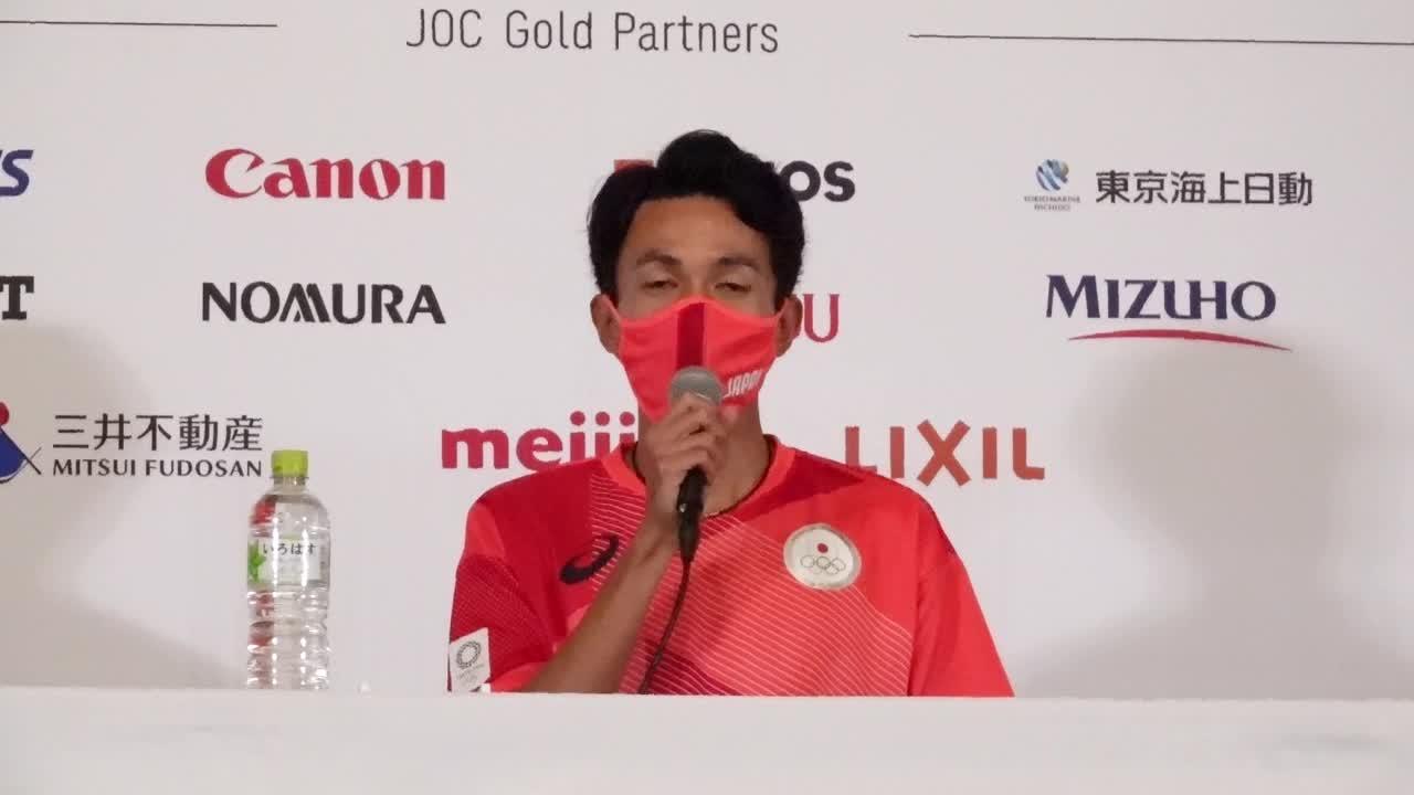 東京オリンピック陸上競技開幕!最初の決勝種目、男子10000mに出場の相澤晃、直前コメント