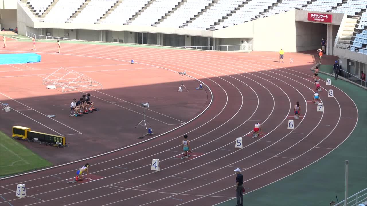 【東京オリンピック】女子4×100mリレー日本代表チーム 新たな走順での実践レースに挑戦!