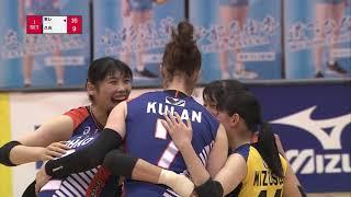 【バレー/Vリーグ】2021/1/23 ハイライト 東レアローズ vs 久光スプリングス