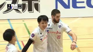 【バレー/Vリーグ】2021/2/21 ハイライト FC東京 vs 堺ブレイザーズ