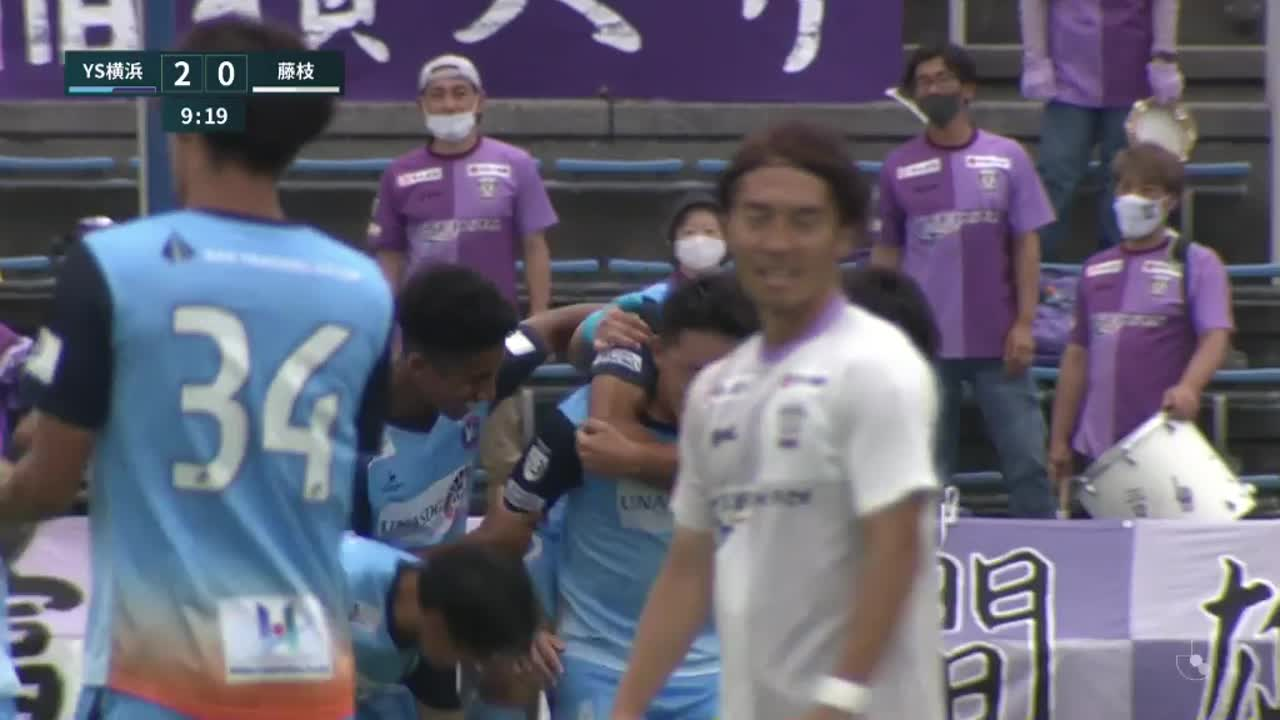 明治安田生命J3リーグ【第12節】YS横浜vs藤枝 ダイジェスト