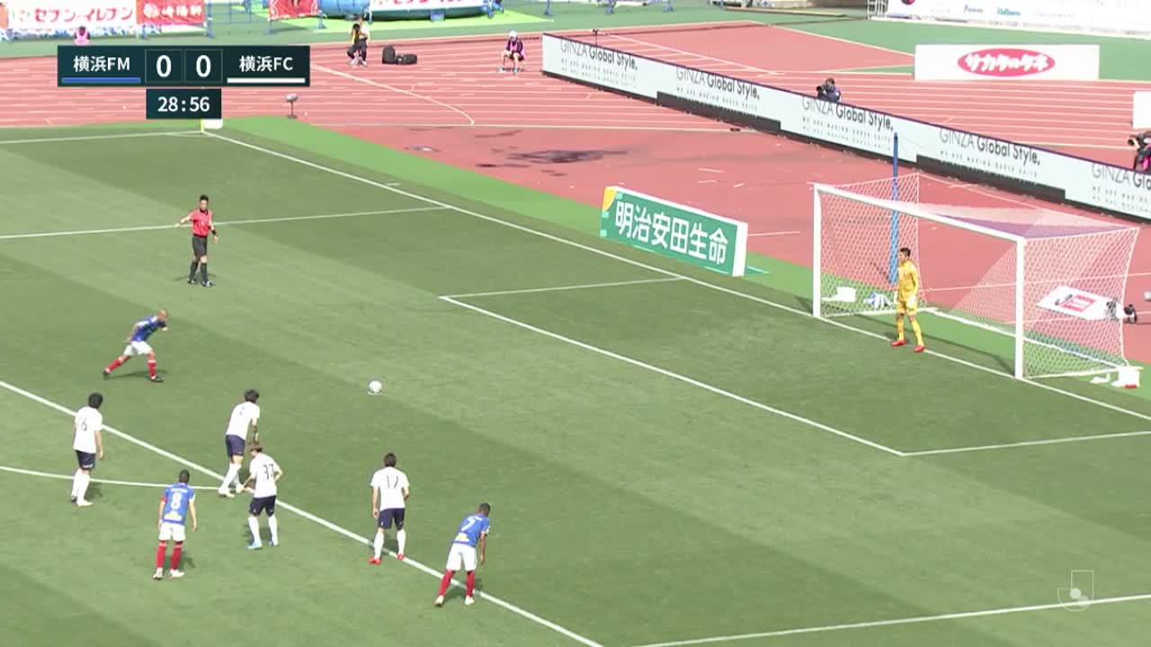 明治安田生命J1リーグ【第11節】横浜FMvs横浜FC ダイジェスト