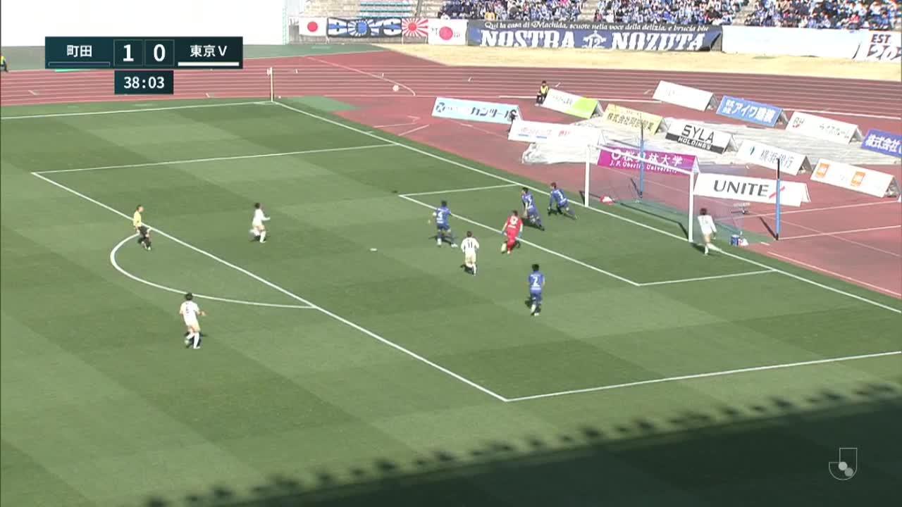 明治安田生命J2リーグ【第3節】町田vs 東京V ダイジェスト