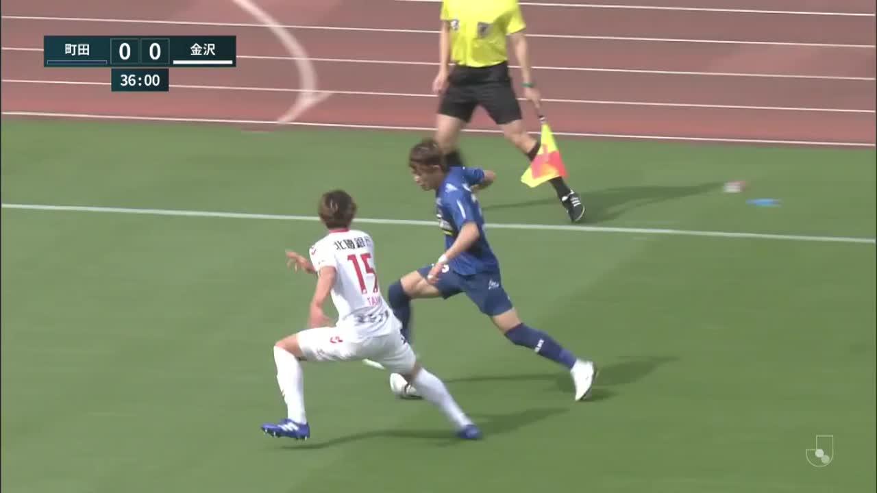 明治安田生命J2リーグ【第6節】町田vs 金沢 ダイジェスト