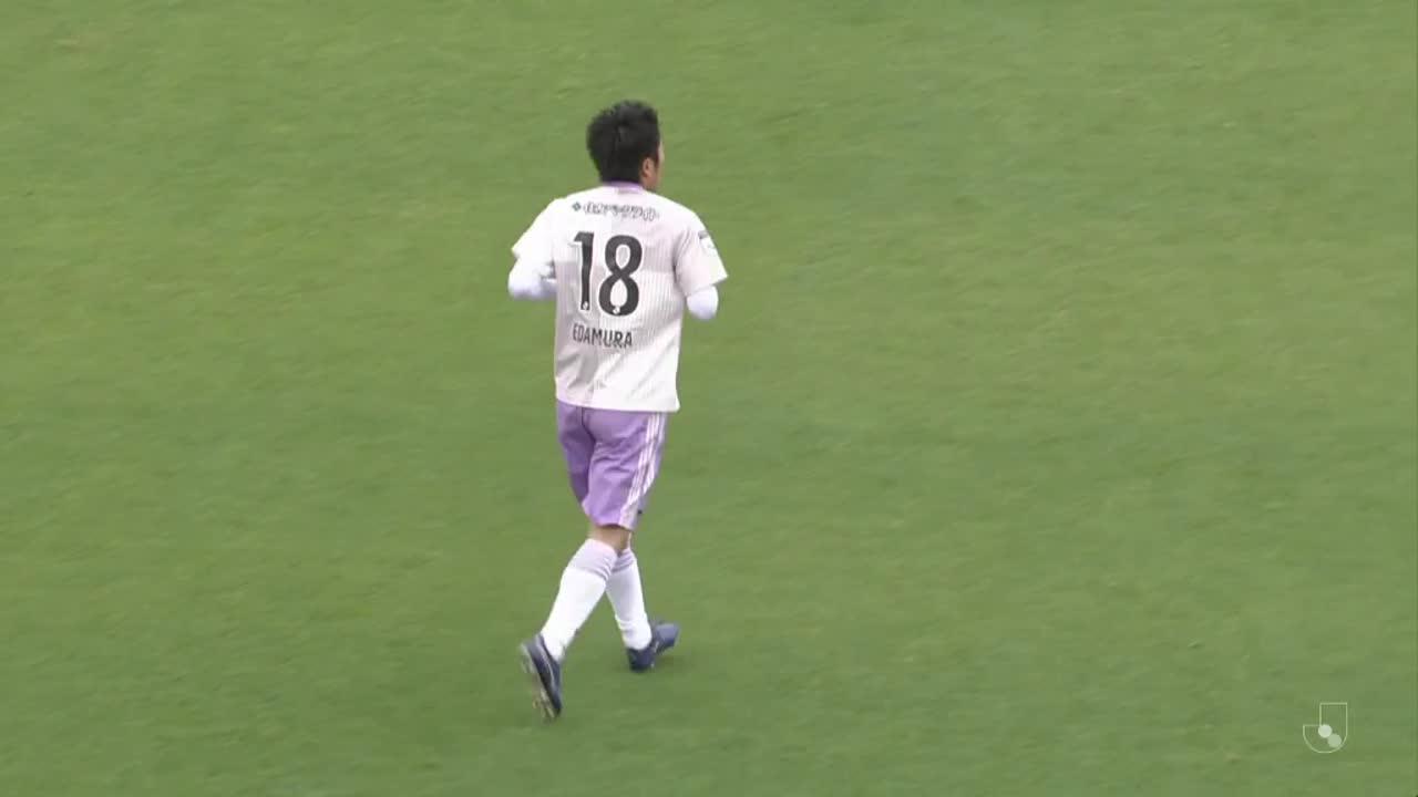 明治安田生命J3リーグ【第8節】鹿児島vs藤枝 ダイジェスト