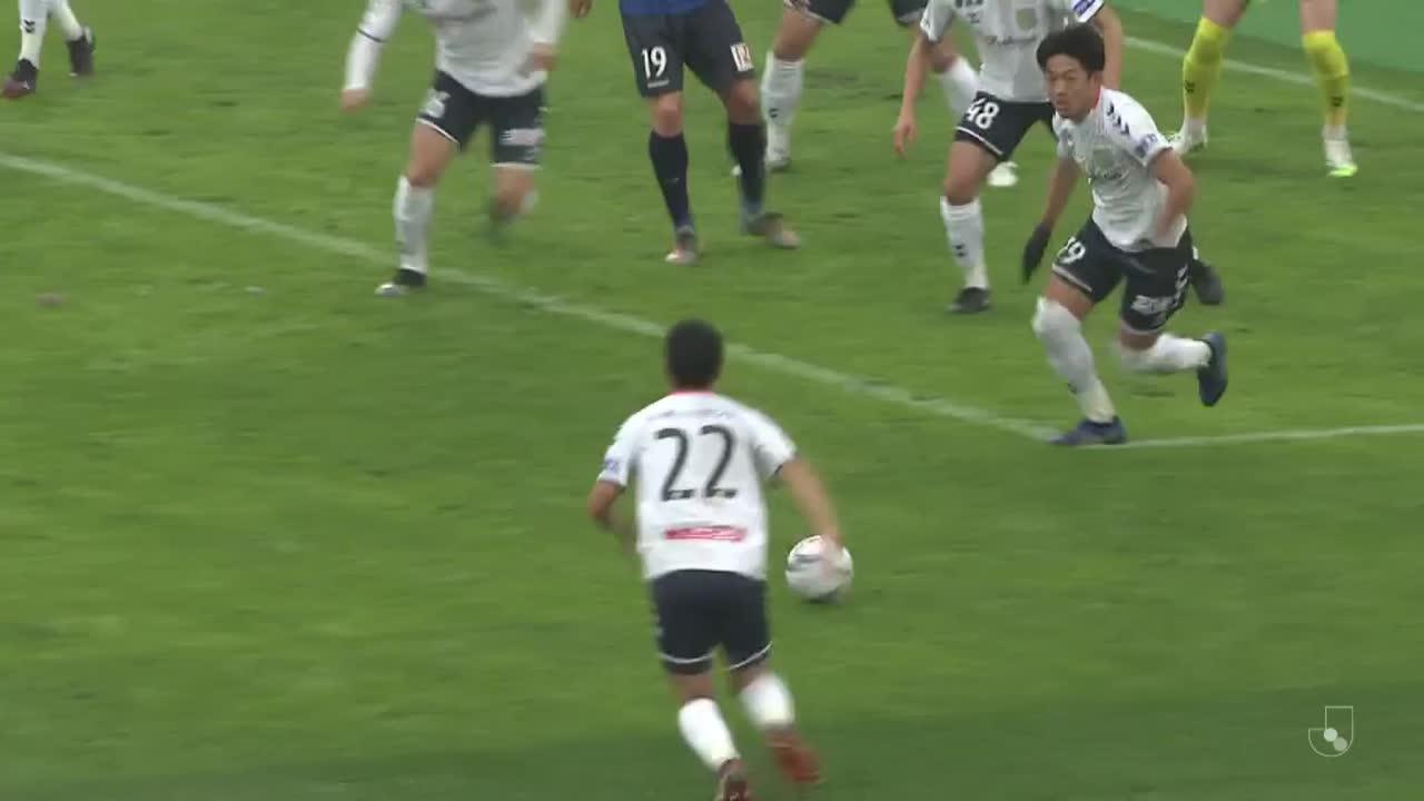 明治安田生命J3リーグ【第2節】富山vs八戸 ダイジェスト