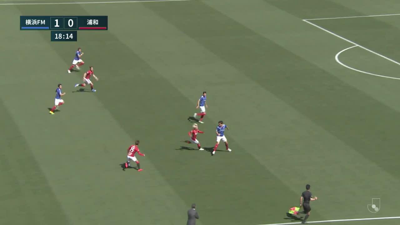 明治安田生命J1リーグ【第4節】横浜FMvs浦和 ダイジェスト