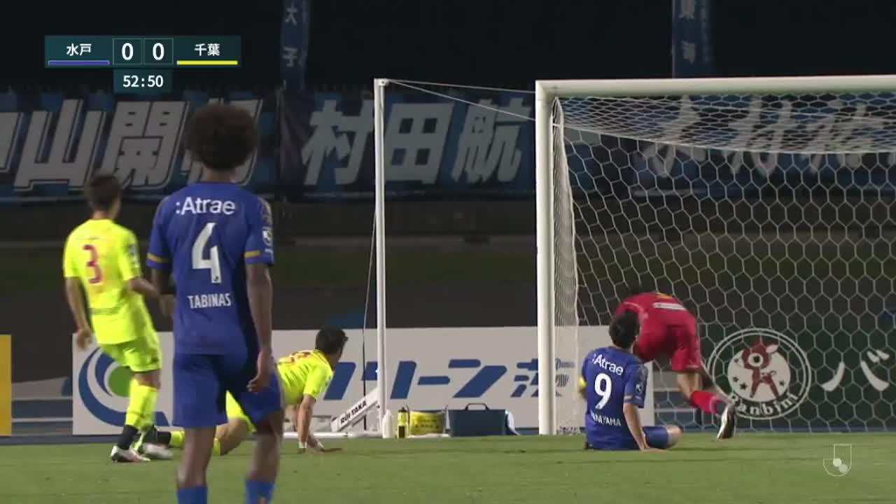明治安田生命J2リーグ【第9節】水戸vs千葉 ダイジェスト