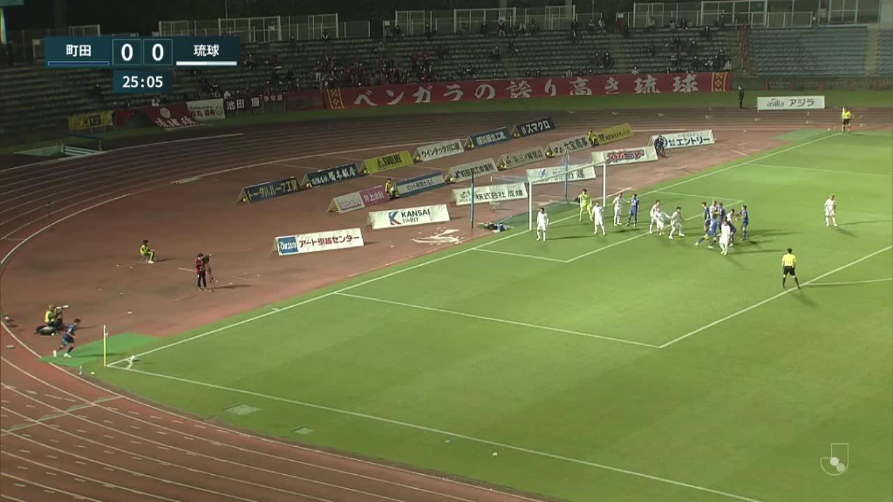 明治安田生命J2リーグ【第9節】町田vs琉球 ダイジェスト